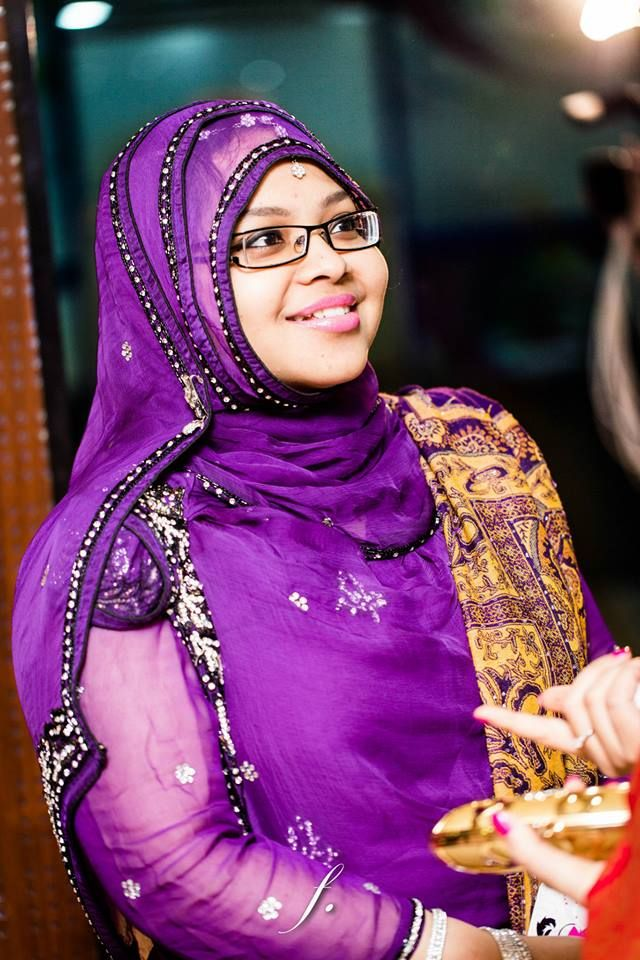 #Hijab with Glasses!