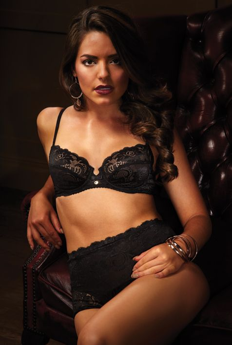 Gossard AW15 - Not for the faint hearted - Gypsy Black