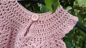 Lindevrouwsweb Babyjurkjes Haken Haken Baby Pinterest Crochet