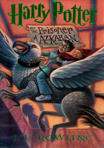 118. Harry Potter and the Prisoner of Azkaban by J.K. Rowling
