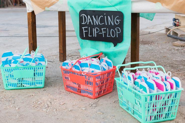 TARSANAS WEDDING PARTY-SYROS flip flops ladies dancing surpise | lafete