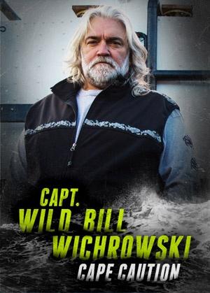 Captain Wild Bill Wichrowski: Deadliest Catch, Discovery Channel