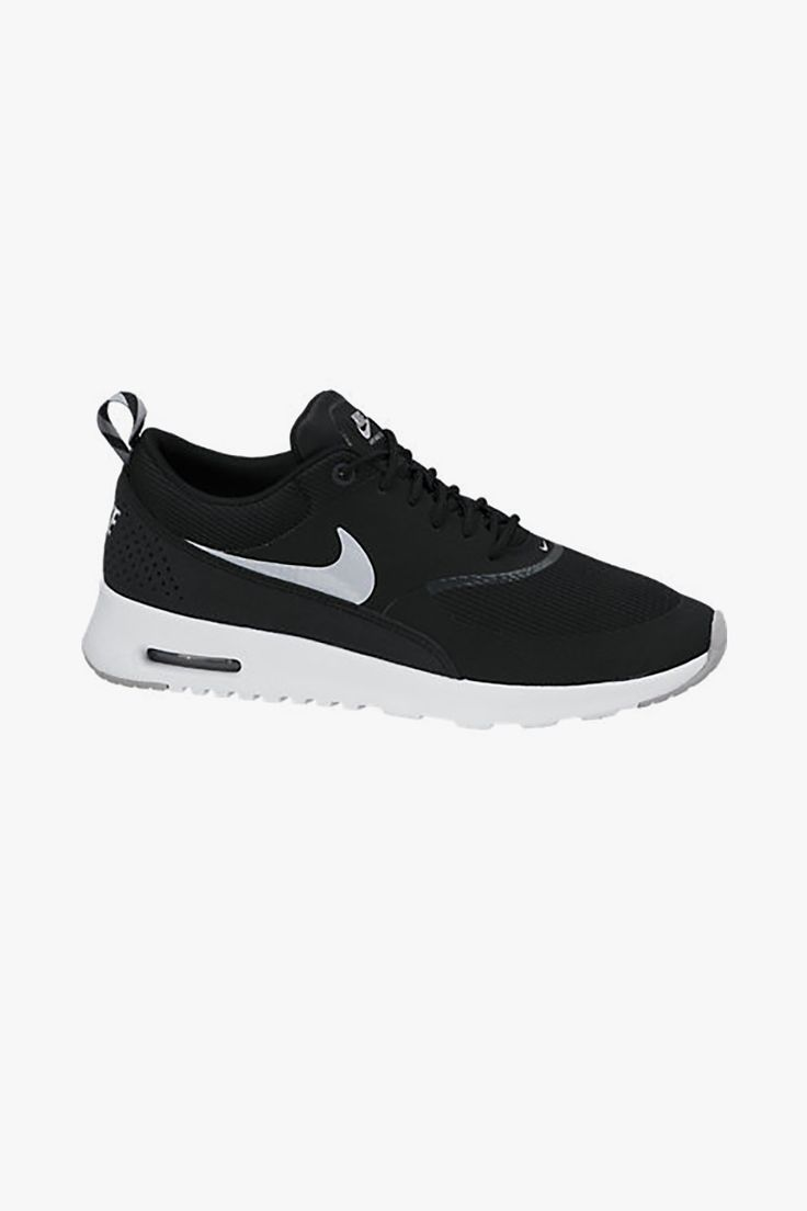 Womens Air Max Thea - Black/Wolf Grey/Anthracite/White - Superette