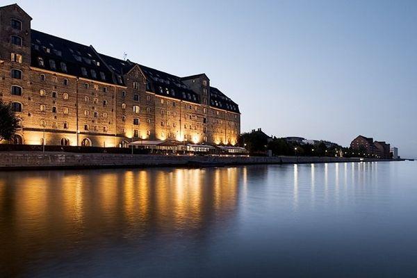 Copenhagen Admiral Hotel @ Copenhagen, Denmark