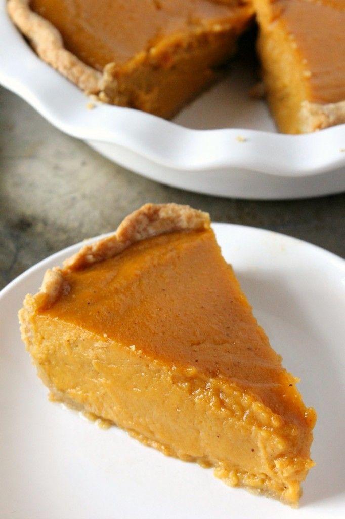 Natural Chow | The Best Homemade Sweet Potato Pie | http://naturalchow.com
