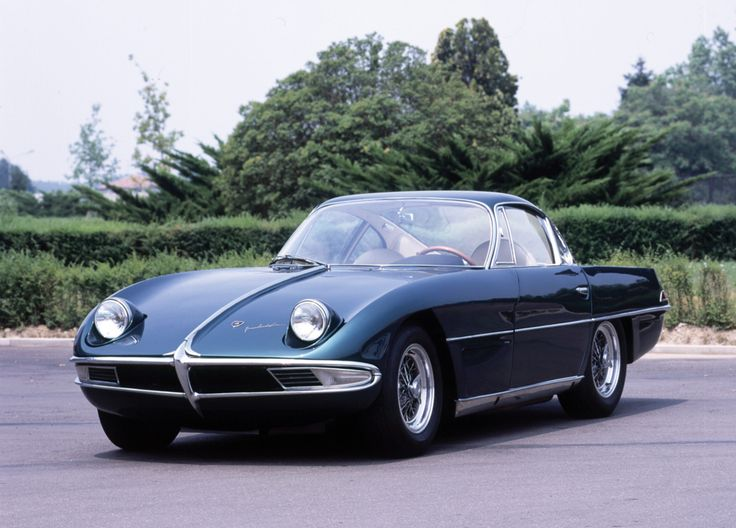 1963 Lamborghini 350GT