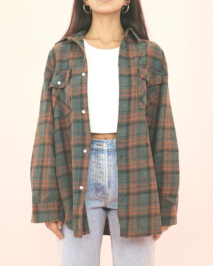 Apr 8, 2020 – 90s Flannel – Passt zu Ihrem eigenen Stil anstatt zu stundenlanger Vorbereitung … – #90s #anstatt #eigen…