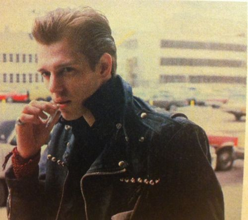 Paul Simonon, 1979 by Bob Gruen