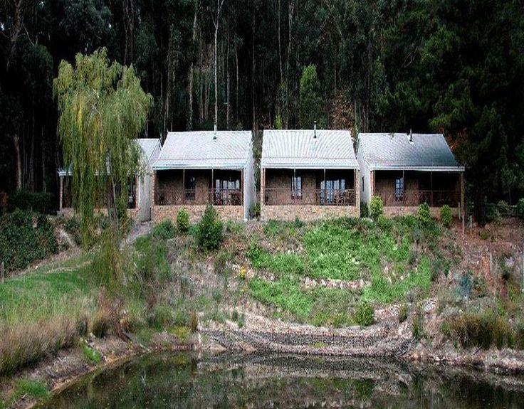 MontMartre Chalets Franschhoek, South Africa