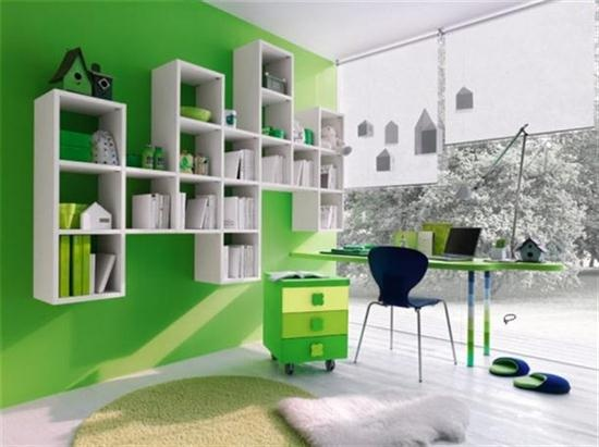 Google Image Result for http://picturehomedesign.com/wp-content/uploads/2011/10/Wall-Decor-with-Bookcase-of-Wonderful-Kids-Bedroom-Design-Ideas.jpg