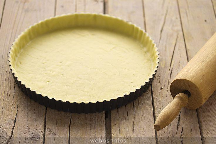 Cómo hacer para que la base de masa de una tarta no encoja
