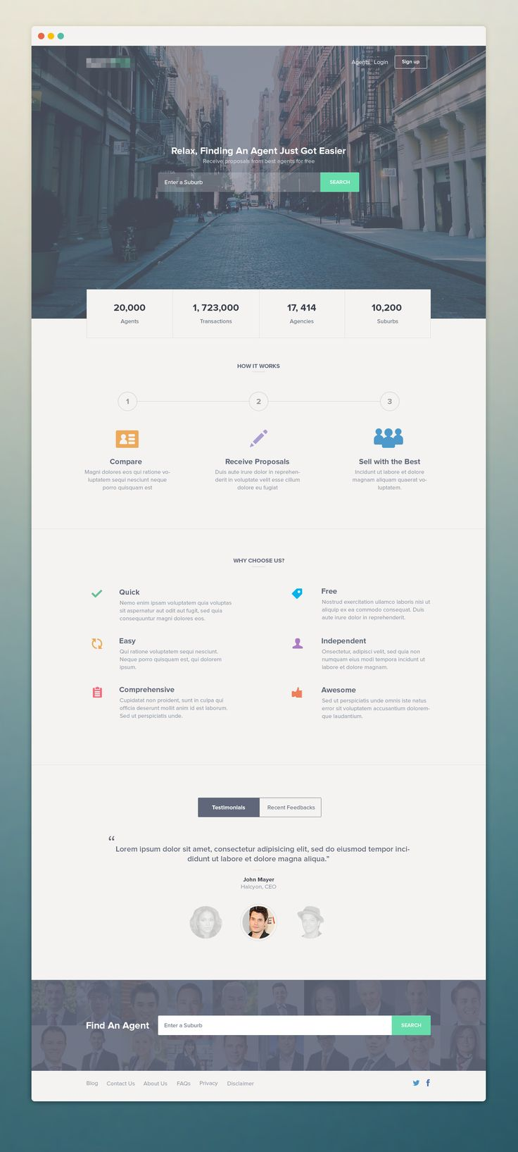 89 best Corporate UI Ideas images on Pinterest | Design websites ...