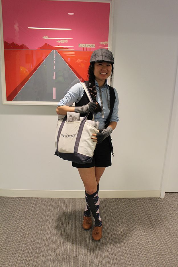 Newsies | 35 BuzzFeed Employees Who Dressed Up For Halloween
