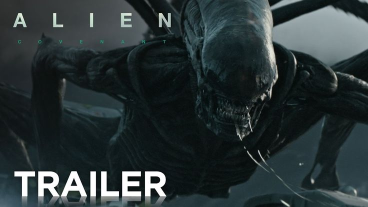 A Xenomorph Violently Attacks the Colony Ship in the New Trailer for Alien: Covenant