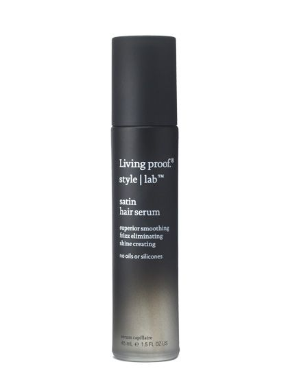 Living Proof satin hair serum is the first silicone-free serum that truly smooths, softens, and adds shine to hair using weightless ingredients....2013 Beauty Breakthroughs allure