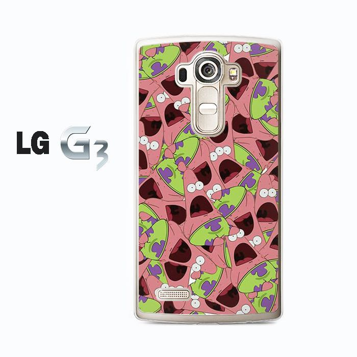 Patric Star art for LG G3/G4 Phonecases