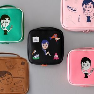 Learn more about the Ooh La La Cosmetic Pouch!