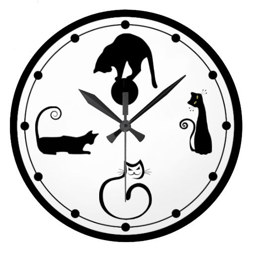 Bed Bath And Beyond Kit Cat Clock