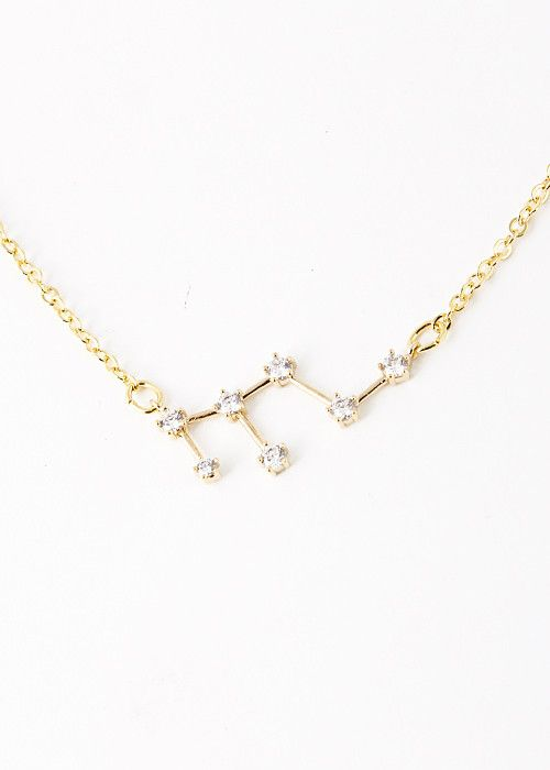 Leo Constellation Necklace (07/23-08/21) - My Jewel Candy