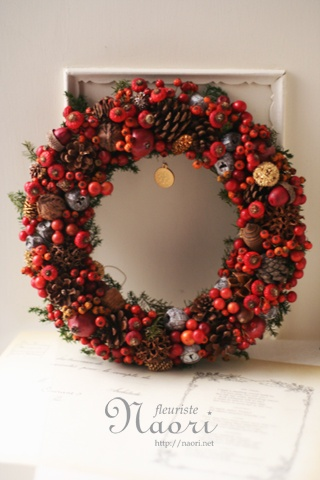 Christmas wreath 2012