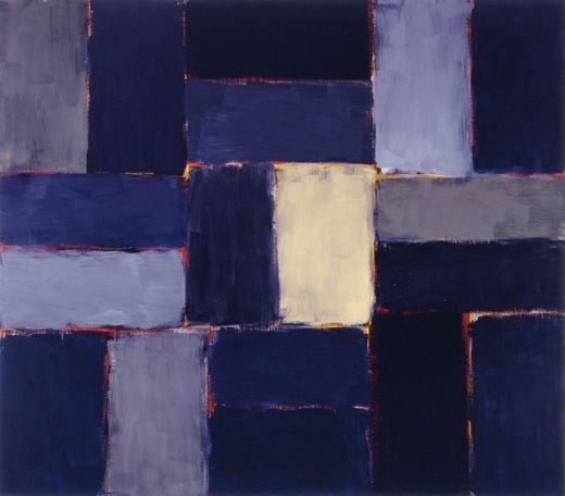 SEAN SCULLY -- BODY OF WORK 1964-2013.10.09