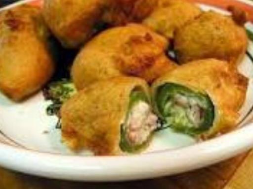 Jalapeños poppers (beignets de piments au fromage) - Recette de cuisine Marmiton : une recette