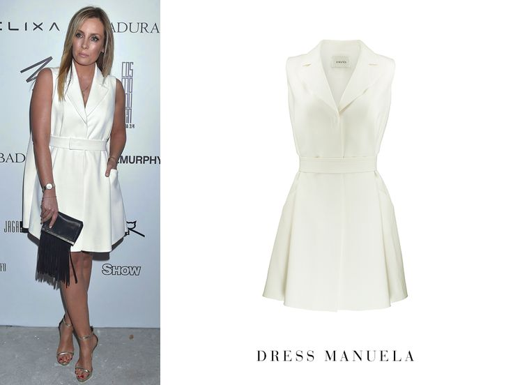 Get your Summer favourites: loose girly MANUELA dress! #LaMania