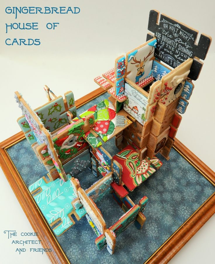 Cookie House of Cards