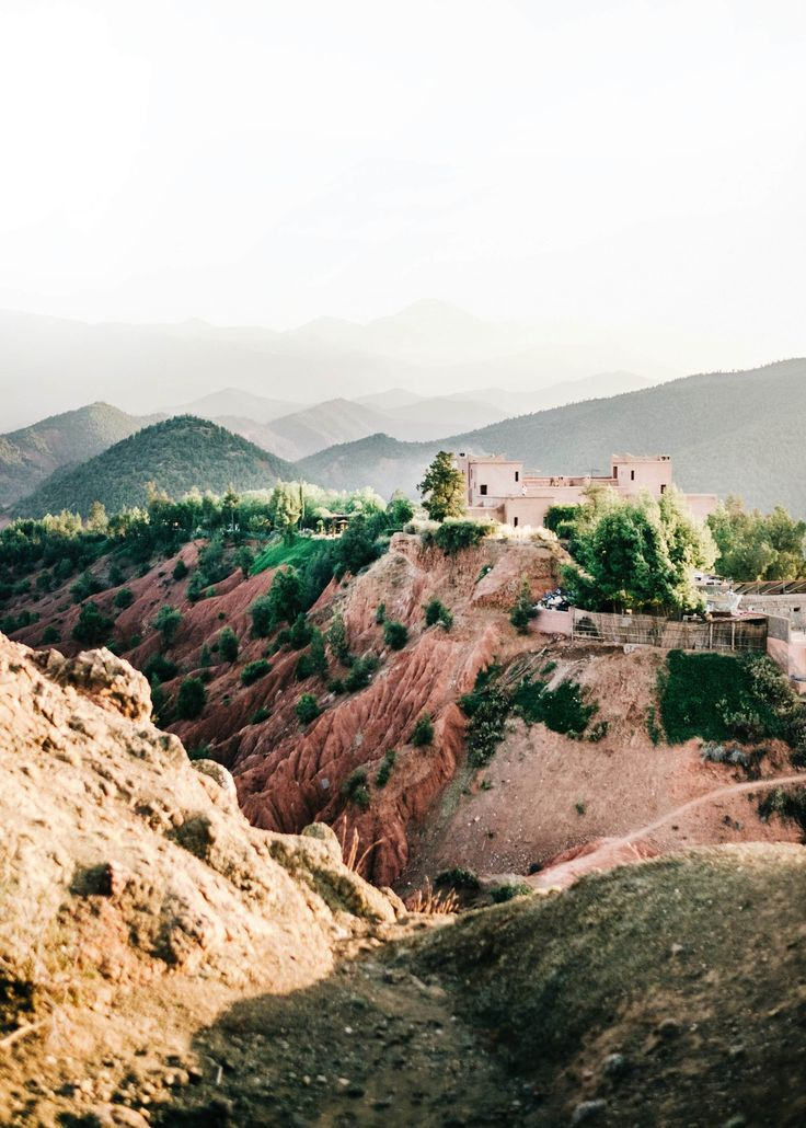 Kasbah Bab Ourika | A magical place in the Atlas Mountains