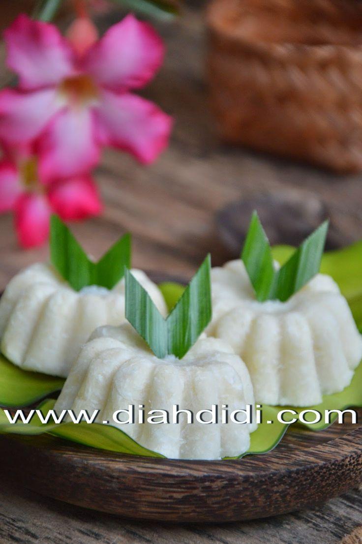 Diah Didi's Kitchen: Gethuk Putih