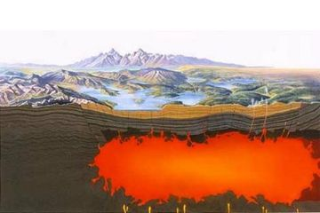 What If the Yellowstone Supervolcano Erupts?