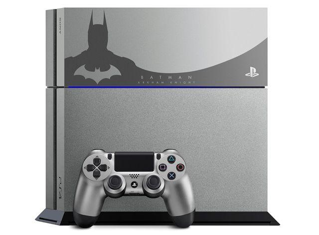 Announcing the Limited Edition Batman: Arkham Knight PS4 Bundle