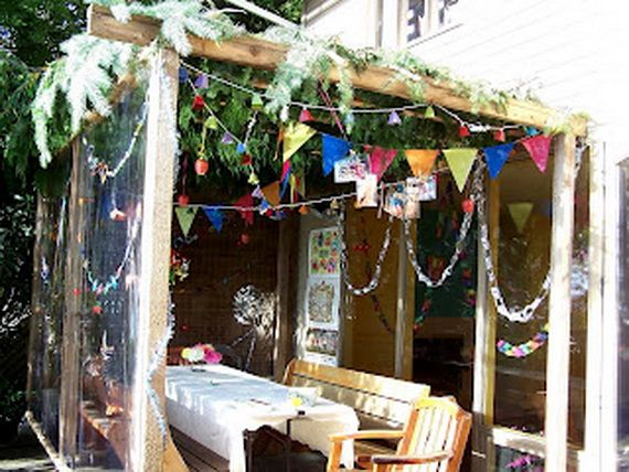 Decorating Ideas > Easy And Inspiring Homemade Sukkah Decoration Crafts For  ~ 090046_Jewish Holiday Decorating Ideas