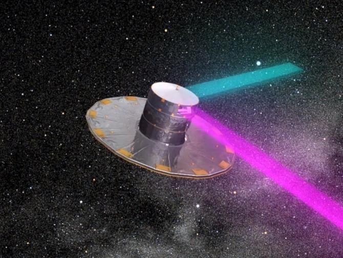 gaia spacecraft milky way map - photo #8