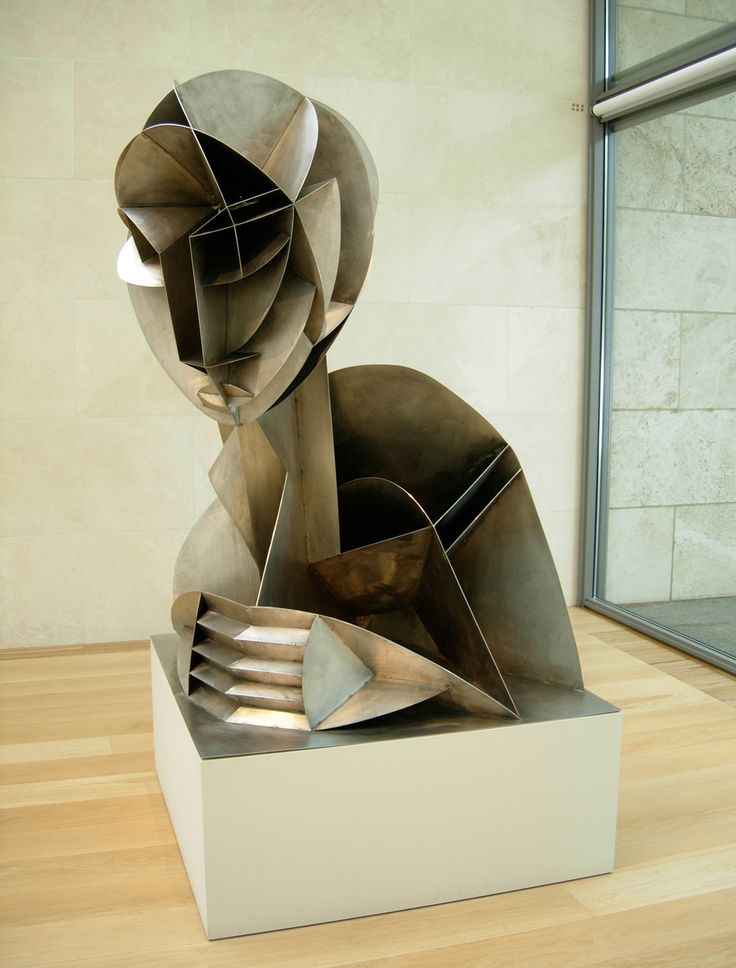 Naum Gabo Constructed Head No. 2, 1916