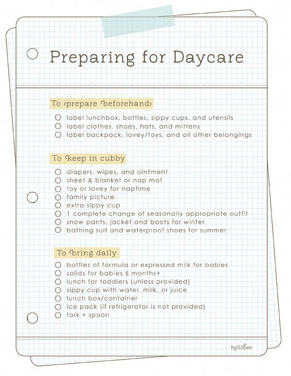 Pin by Prosperous Day Care on Starting A Daycare Pinterest