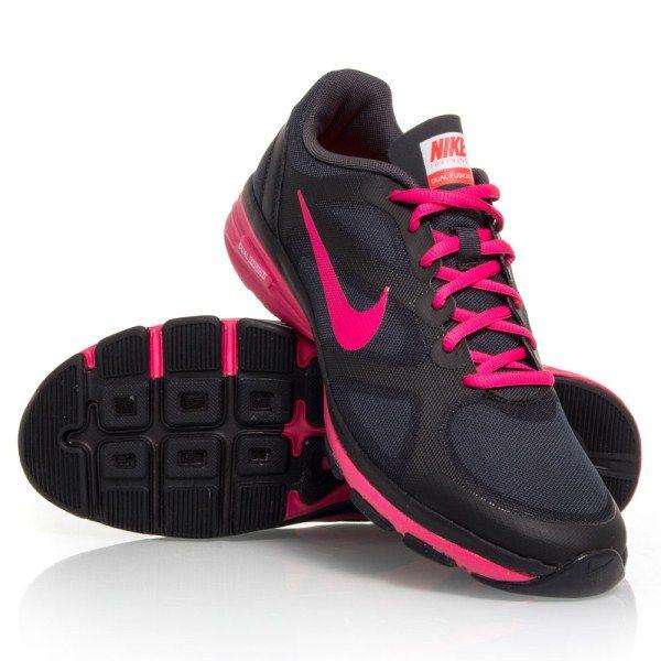 adb5736d0a1a6c Nike Dual Fusion ST 2 High-Performance Running Shoes - Women