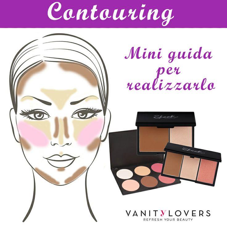 Contouring http://www.vanitylovers.com/prodotti-make-up-viso/illuminanti-contouring-viso.html?utm_source=pinterest.com&utm_medium=post&utm_content=vanity-contouring&utm_campaign=pin-vanity