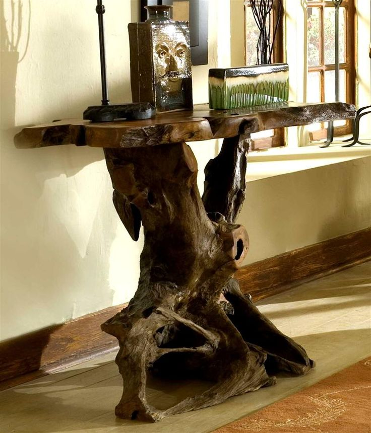 Buy Groovy Stuff Sierra Rustic Sofa Table In Reclaimed Teak At ShopLadder    Great Deals On Rustic Furniture With A Superb Selection To Choose From!
