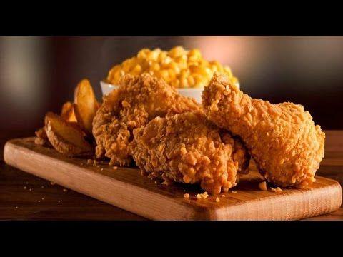 KFC Tavuk Nasıl Yapılır? | Sosyal Mutfak: Yerken kendimizden geçtiğimiz KFC tavuk… #Nasıl_Yapılır_ #baklava_tarifleri #kfc_tavuk_kanadi