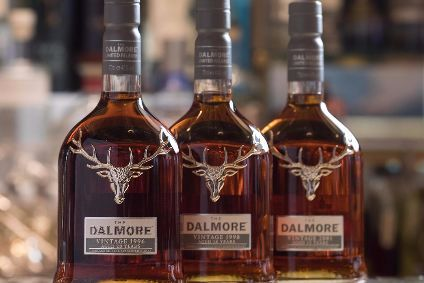 Emperador's The Dalmore whisky brand has lined up a limited edition range of single malt Scotch whiskies that have all spent time in Port casks.