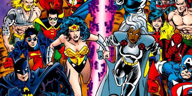 Chronologie des adaptations de super-héros par des studios hollywoodiens.