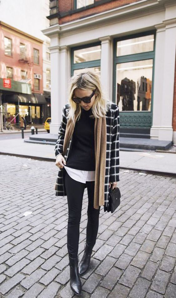 13 Winter Looks Everyone on Pinterest Is Obsessed With Right Now