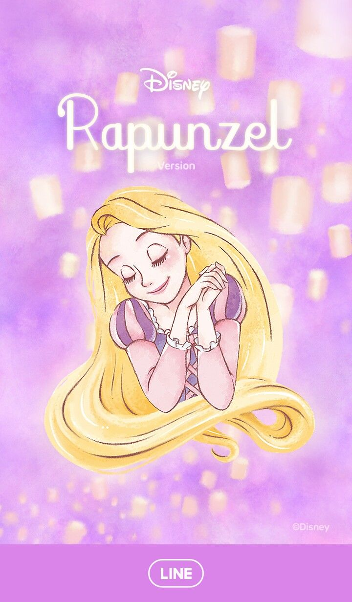 Wallpaper iphone rapunzel - Rapunzel Line Wallpaper