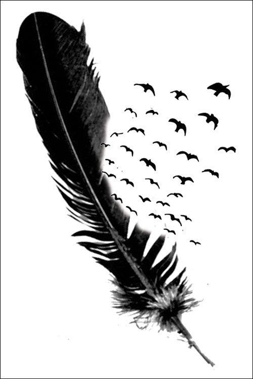 Aves Falso Tatuajes Y Tatuajes Temporales Tattoos Tatto
