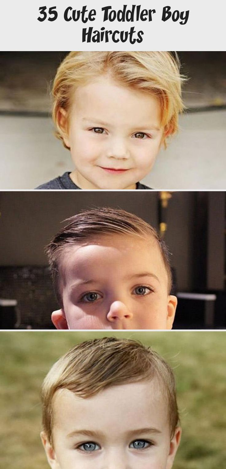 35 Cute Toddler Boy Haircuts | Men's Hairstyles + Haircuts 2019 #Mixedbabyhairstyles #babyhairstylesMohawk #Newbornbabyhairstyles #babyhairstylesForParty #Naturalbabyhairstyles