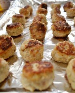 Polpette di pollo e verdure - Ricette Bimby