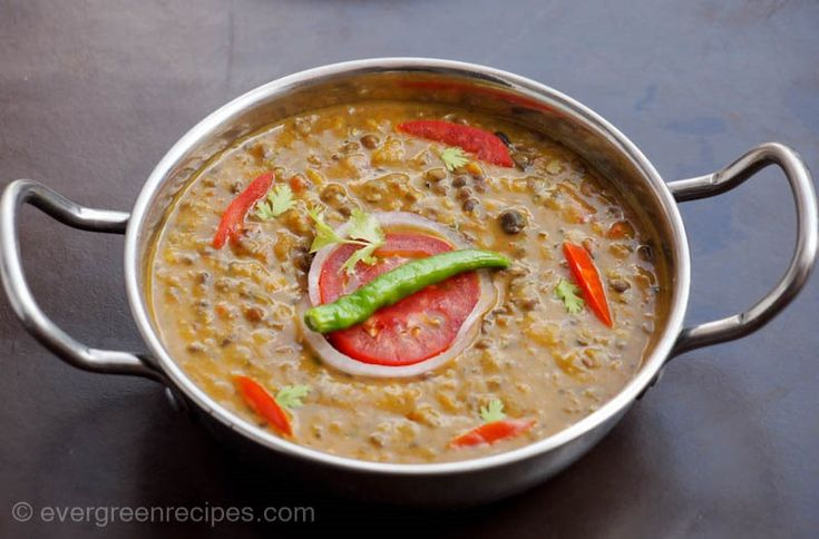 Mix Dal Recipe with Step by Step Pictures