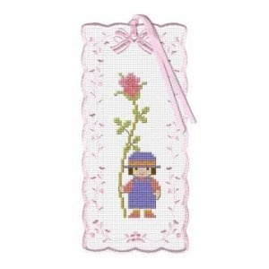 Cute Cross Stitch bookmark are easy and make great gifts