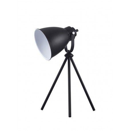 Lampa biurkowa SPOT Light Marla  7010104 http://www.atat.pl/lampy-stojace/124968-lampa-biurkowa-spot-light-marla-7010104-czarny-5901602330197.html